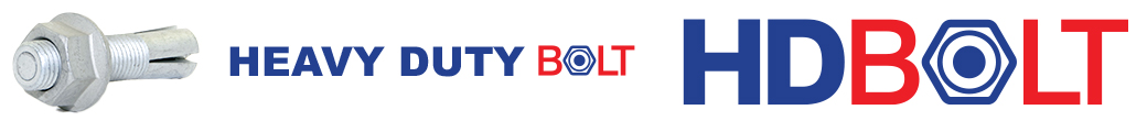 Heavy Duty Bolt Logo